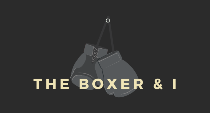 Introducing: The Boxer & I